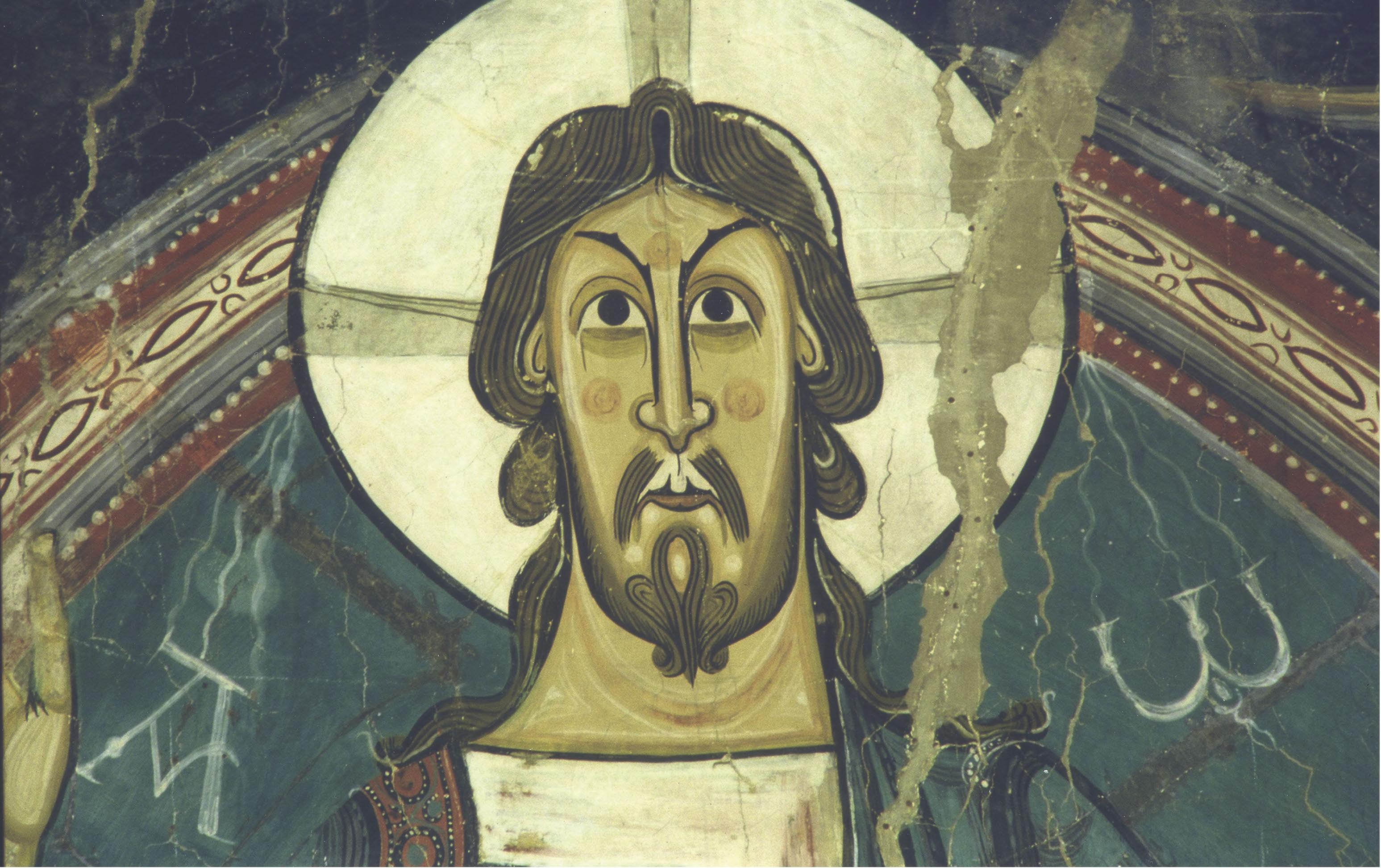 El ábside de Sant Climent de Taüll