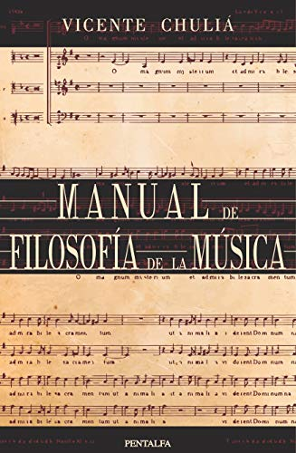 Manual de filosofía de la música