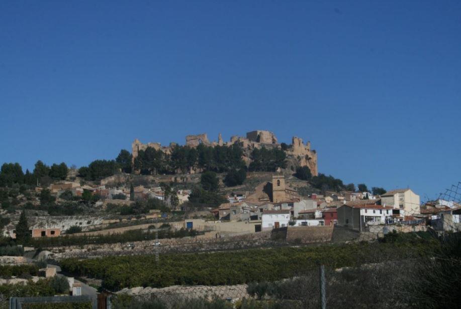 Castillo de Montesa