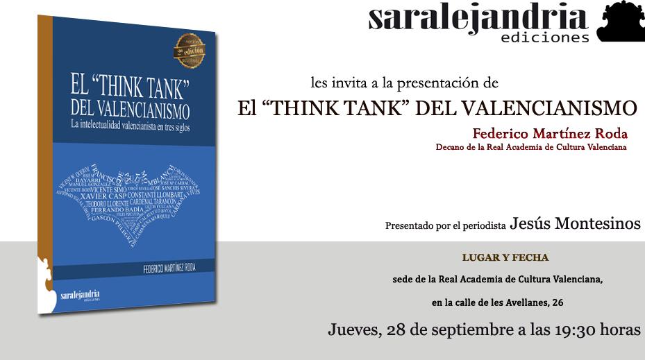 El think tank del valencianismo