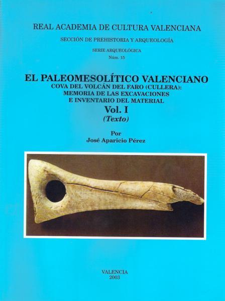 Serie Arqueológica 15 - vol. 1