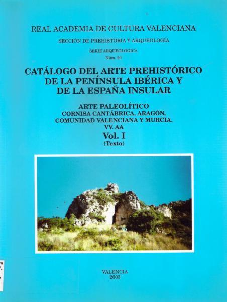 Serie Arqueológica 20 - vol. 1