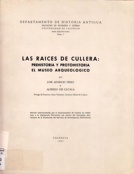 Serie Arqueológica 3