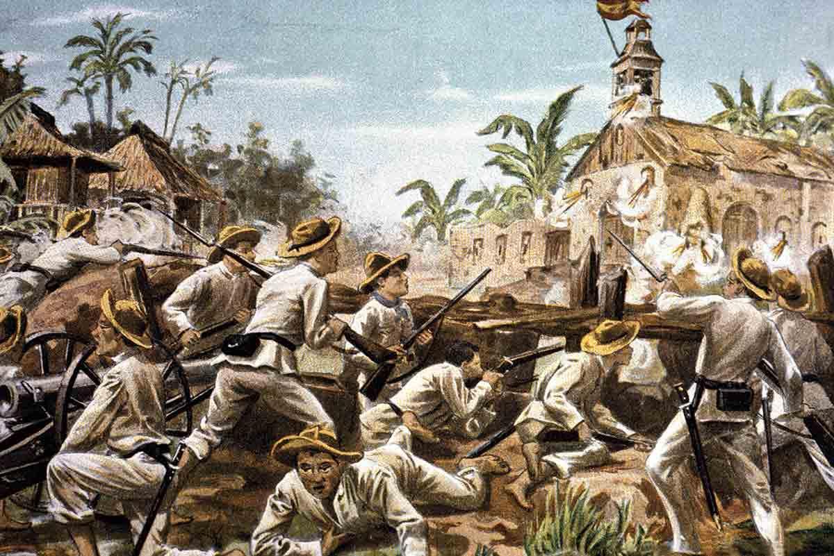 Guerra de Filipinas