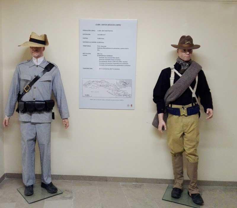 Exposición sobre la Guerra de Cuba (1895-1898)